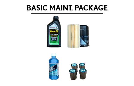 Basic Maintenance Package