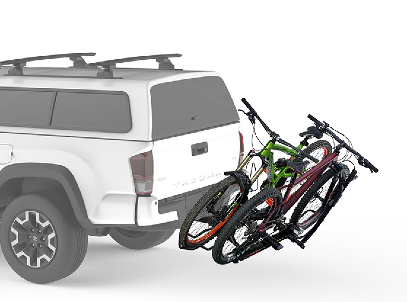 Yakima HoldUp EVO Premium Tray Hitch Bike Rack